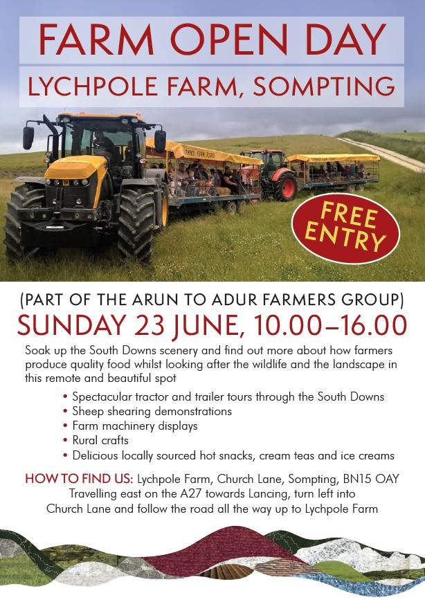 Lychpole Farm Open Day 2019