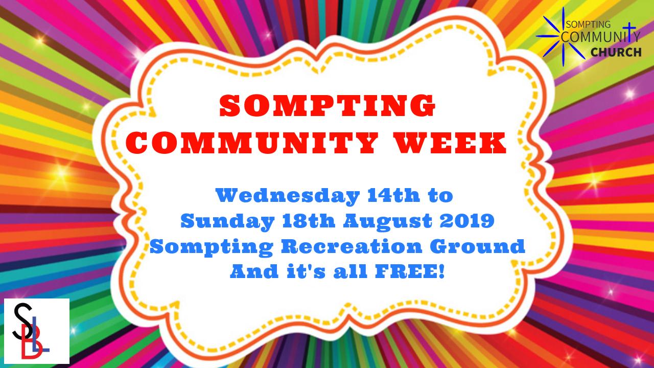 SCC Community Week 2019